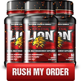 Raging Lion Male Enhancement | Updated January 2018