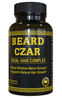 Beard Czar Facial Hair Complex | Reviews Updated September 2017