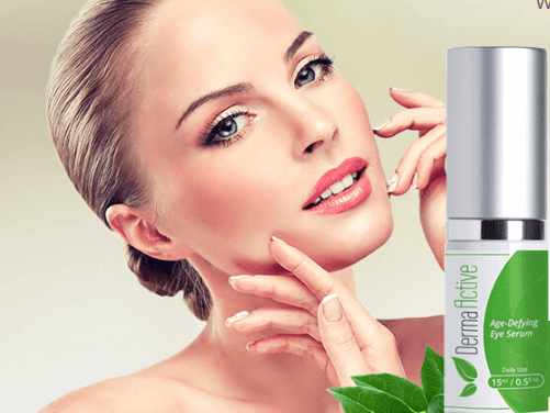 Derma Active Eye Serum | With Natural Ingredients
