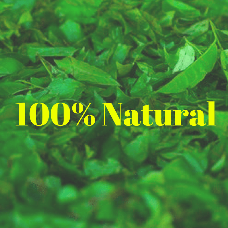 100% Natural Supplements