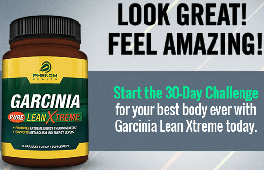 Garcinia Lean Xtreme | Natural Weight Loss | Risk Free Trial