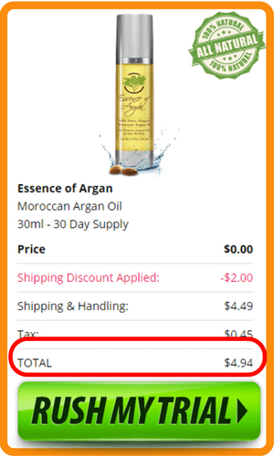 Essence of Argan - Australia- Reviews Updated -Fitbeauty365.com