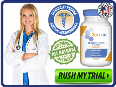 Clemix Testosterone Complex - Male Enhancement - Reviews Updated August 2017 - Risk Free Trials- Fitbeauty365.com