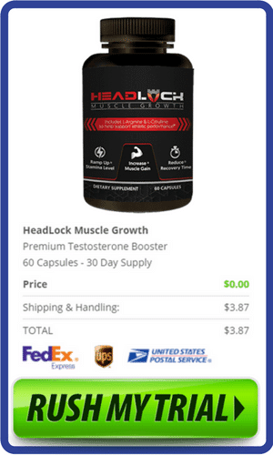 Headlock Muscle Growth - Reviews - Risk Free Trial- Fitbeauty365.com