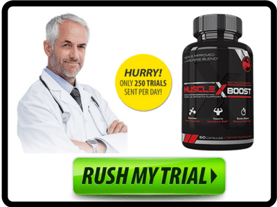 Muscle X Boost - Reviews Updated October 2017 - Risk Free Trial -Fitbeauty365.com