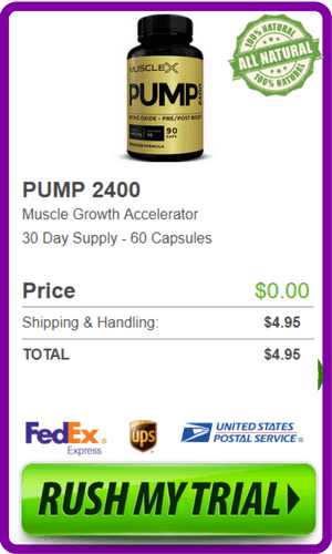 Muscle X Pump 2400 -Reviews Updated October 2017 - Risk Free Trial -Fitbeauty365.com