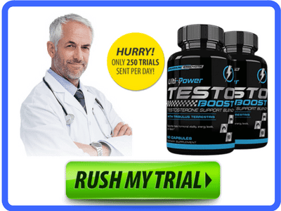 Ulti Power Testo Boost - Reviews Updated October 2017 - Risk Free Trial -Fitbeauty365.com