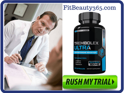 Trembolex Ultra - Testosterone Booster- Reviews - Free Trial- Fitbeauty365.com