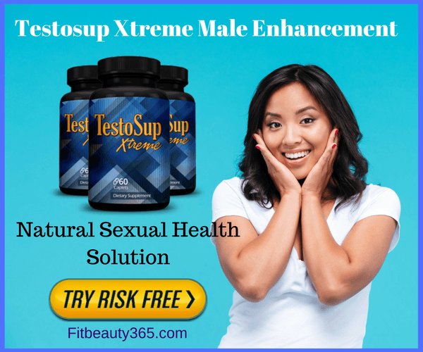 Testosup Xtreme Male Enhancement - Reviews - Male Enhancement Free Trial- Fitbeauty365.com