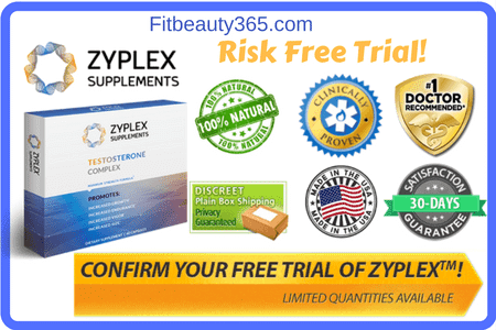 Zyplex Testosterone Complex - Reviews - Male Enhancement Free Trial - Fitbeauty365.com