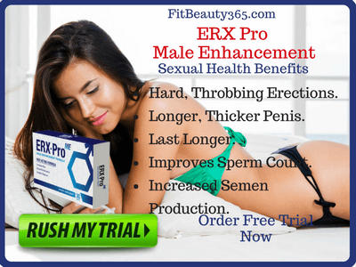 ERX Pro Male Enhancement- Reviews -Fitbeauty365.com