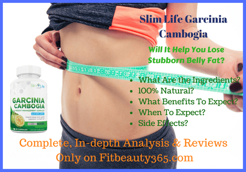 Slim Life Garcinia Cambogia- Reviews -Fitbeauty365.com