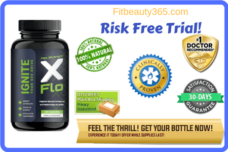 Xflo Male Enhancement - Reviews - Free Trial- Fitbeauty365.com