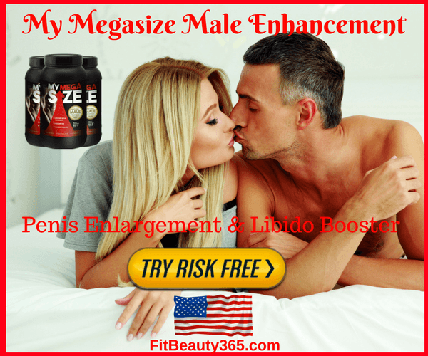 My Megasize Male Enhancement - Reviews - Risk Free Trial- Fitbeauty365.com