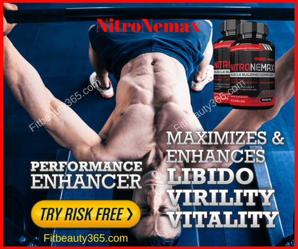 NitroNemax - Reviews - Risk Free Trial- Fitbeauty365.com