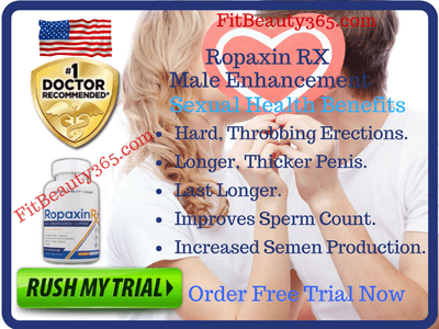 Ropaxin RX Male Enhancement - Reviews - Risk Free Trial- Fitbeauty365.com