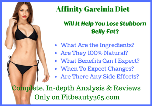 Affinity Garcinia Diet - Reviews-Risk Free Trial-Fitbeauty365.com