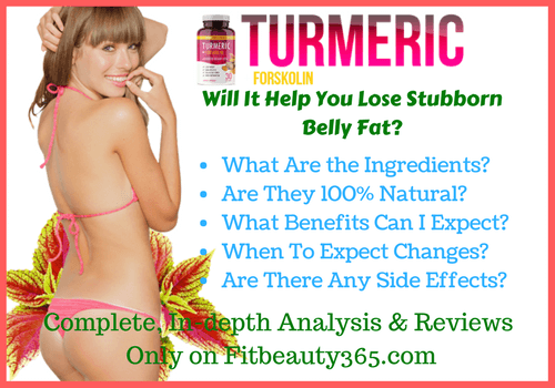 Turmeric Plus Forskolin - Reviews - Fitbeauty365.com