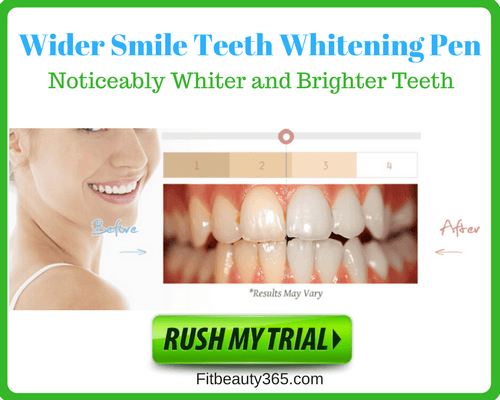 Wider Smile Teeth Whitening Pen - Reviews - Free Trial - Fitbeauty365.com
