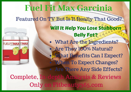 Fuel Fit Max - Reviews - Fitbeauty365.com