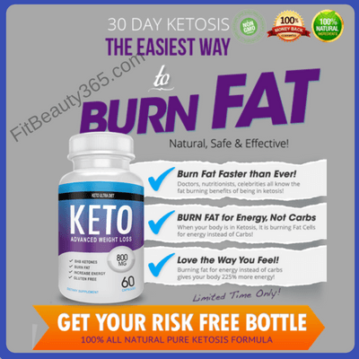 Keto Ultra Diet -Reviews- Fitbeauty365.com