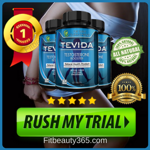 Tevida Testosterone Booster | Reviews Updated May 2018