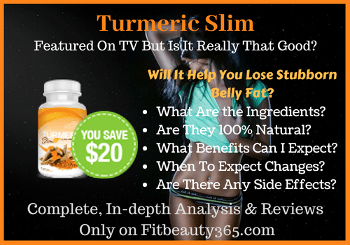 Total Tone Turmeric Slim - Reviews- Fitbeauty365.com