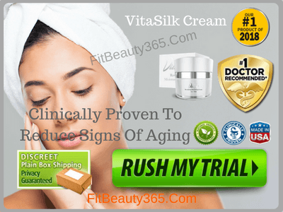 VitaSilk Cream - Reviews - Free Trial- Fitbeauty365.com