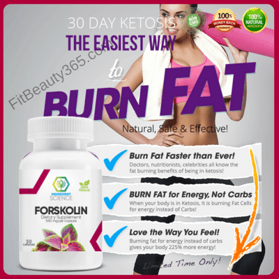 Ingredients Scienece Forskolin - Reviews - Fitbeauty365.com