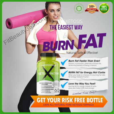 Keto X Factor - Review - Fitbeauty365.com