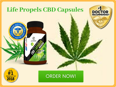 Life Propel CBD Oil - Review - Fitbeauty365.com