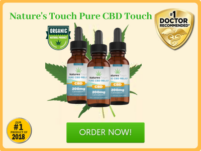Natures Touch CBD - Review- Fitbeauty365.com