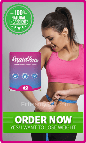 Rapid Tone Ingredients - Reviews - Fitbeauty365.com
