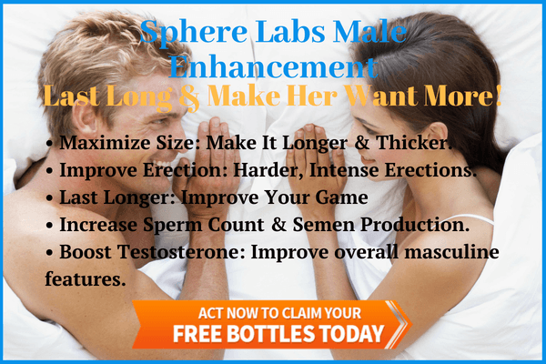 Sphere Labs Male Enhancement - Review - Fitbeauty365.com