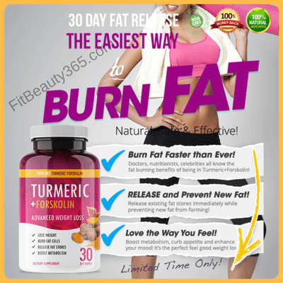 Trim Diet Turmeric Forskolin Ingredients