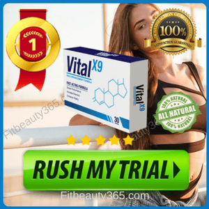 Vital X9 Male Enhancement | Reviews Updated June 2018