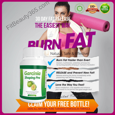 Garcinia Shaping Pro - Review - Fitbeauty365.com