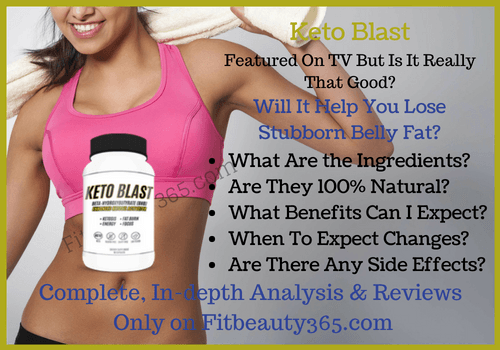 Keto Blast - Reviews - FitBeauty365.com