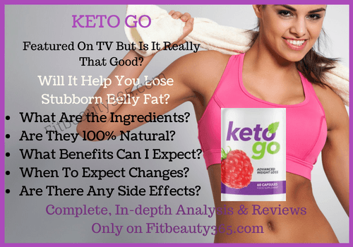 Keto Go  - Review - Fitbeauty365
