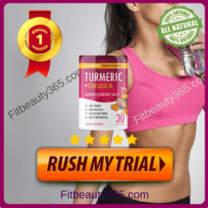 Slim Nutrition Turmeric Forskolin - Review - Fitbeauty365