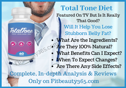 Total Tone Diet - Review - Fitbeauty365.com
