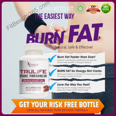 Trulife Pure Forskolin - Reviews - Fitbeauty365