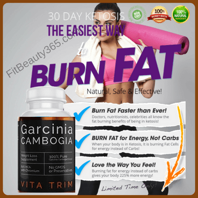 Vita Trim Garcinia - Reviews - Fitbeauty365.com