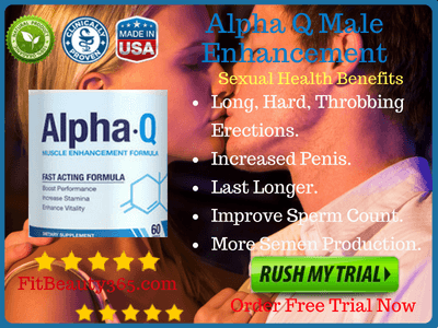 Alpha Q Male Enhancement - Reviews - Fitbeauty365.com