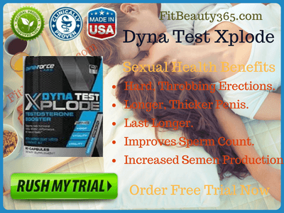 Dyna Test Xplode - Review - Fitbeauty365.com