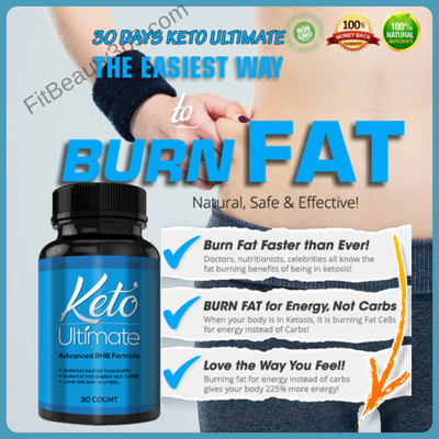 Keto Ultimate - Review - Fitbeauty365.com