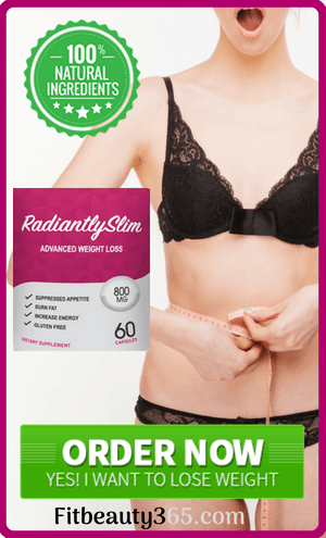 Radiantly Slim - Review - Fitbeauty365.com