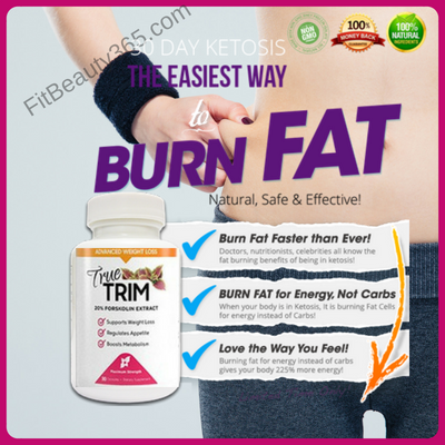 True Trim Forskolin - Review - Fitbeauty365.com
