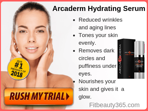 Arcaderm Hydrating Serum - Reviews - Fitbeauty365.com
