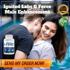 GForce X Male Enhancement